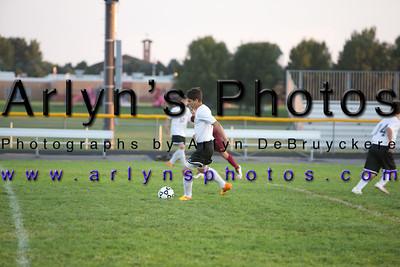 Boys Soccer vs Jordan