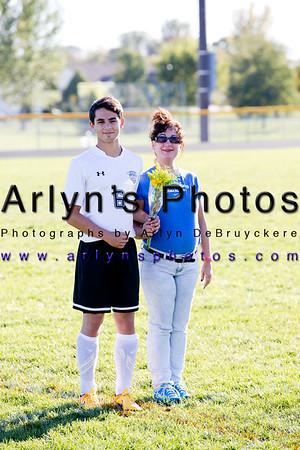 Boys Soccer vs New Ulm