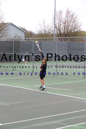Boys Tennis vs Mound Westtonka