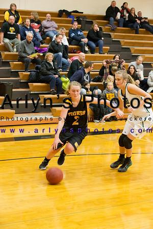 Girls Basketball vs Holy Family