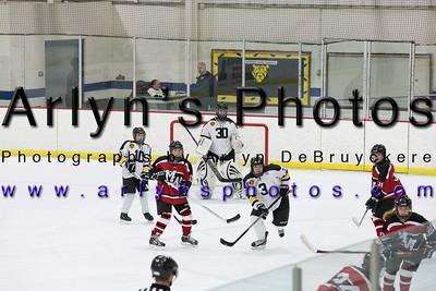 Girls Hockey vs Mound West Tonka