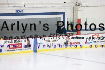 Girls Hockey vs New Ulm