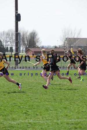 Girls Lacrosse vs St. Louis Park