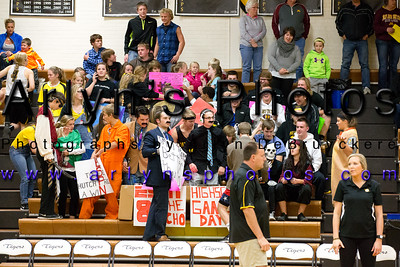 Hutch Volleyball vs Marshall