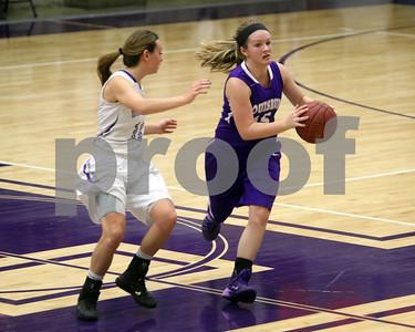 Girls Basketball at Baldwin
