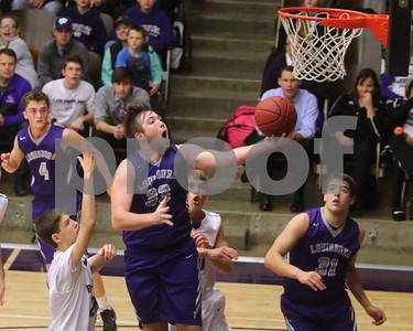 LHS Boys Basketball at Baldwin