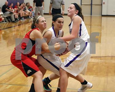 LHS Girls Basketball at Wildcat-Bulldog Classic