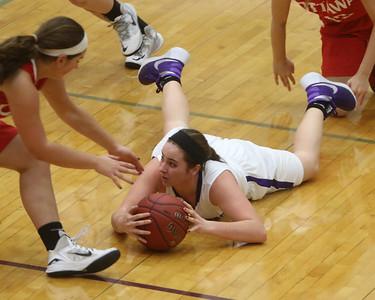 LHS Girls Basketball vs. Ottawa