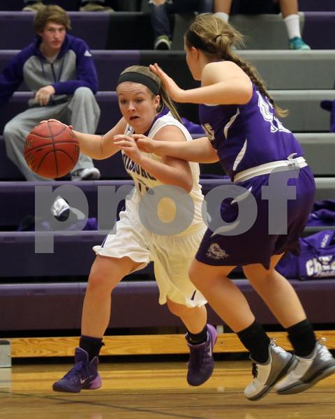 LHS Girls Basketball vs. Pittsburg - JV/Varsity