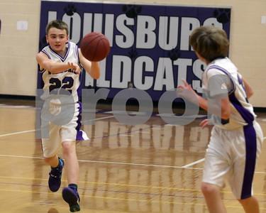 LMS 7th Boys Basketball