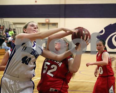 LMS 8th Girls Basketball