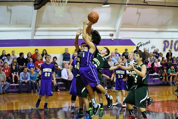 Basketball 7th Boys NW vs VP 11-12-15