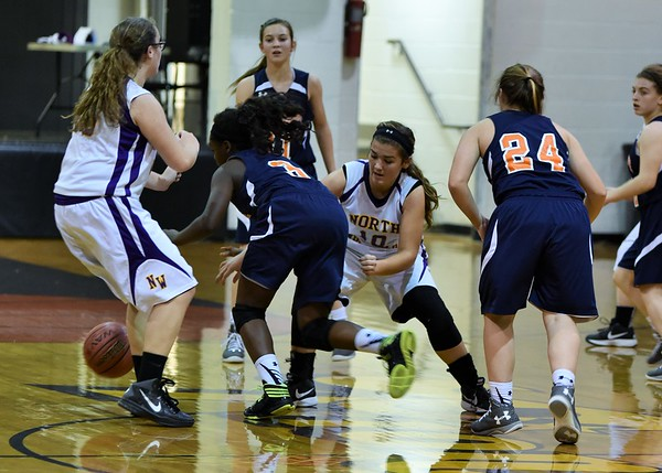 Basketball 8th NW vs NH 12-17-15