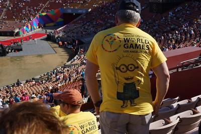 7-25-15 Spec Olympics Opening Rotary
