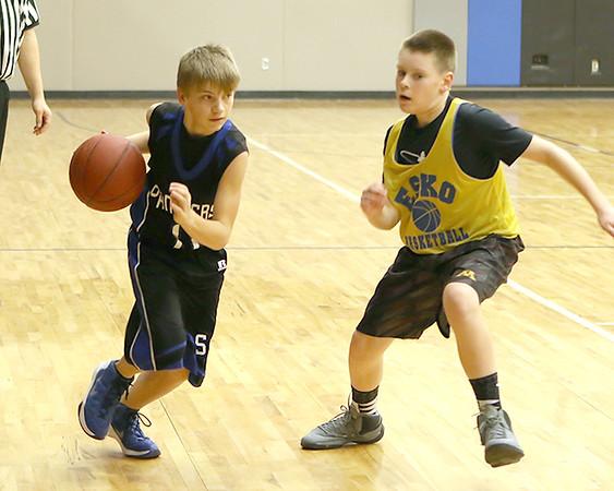 2015-16 South Ridge Boys' Basketball