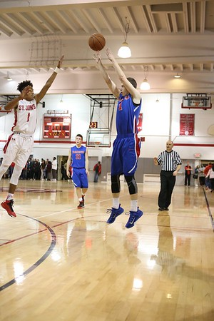 Boys Basketball: DeMatha vs. St. John's