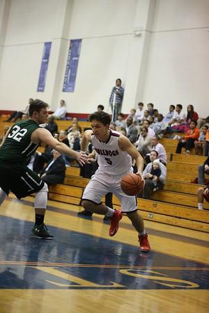 Boys Basketball: St. Albans vs. Sandy Spring