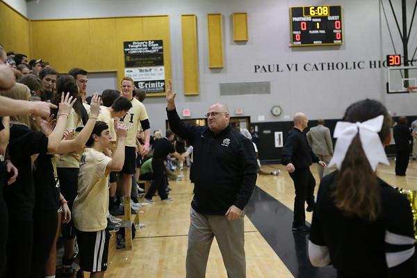 Boys basketball: Paul VI vs. O'Connell