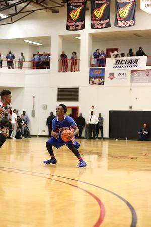 DCIAA Boys Basketball Championship: H.D. Woodson vs. Roosevelt