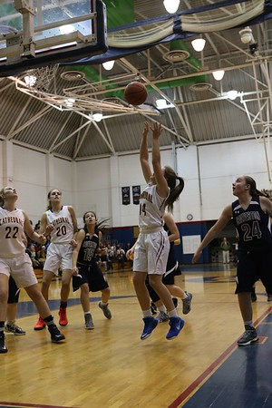 Girls Basketball: National Cathedral vs. Calverton