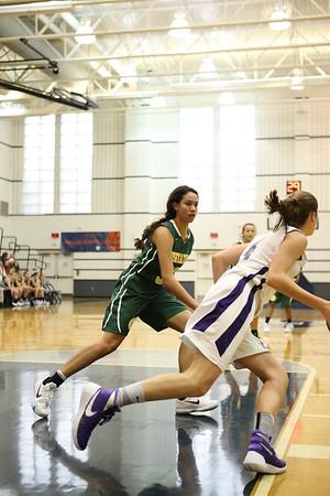 Girls basketball: Visitation vs. Holy Cross