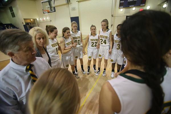 ISL AA Basketball finals: Visitation tops Bullis