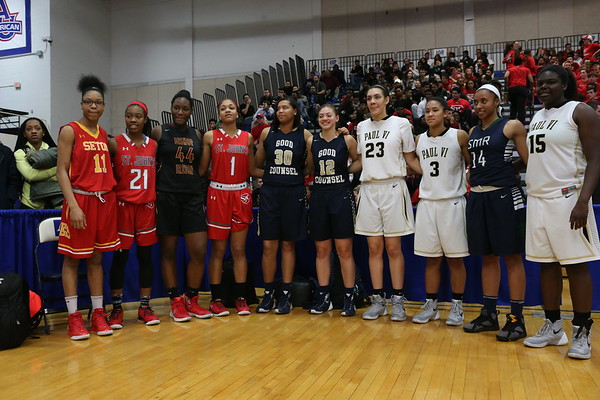 WCAC All-Conference Team Ceremony