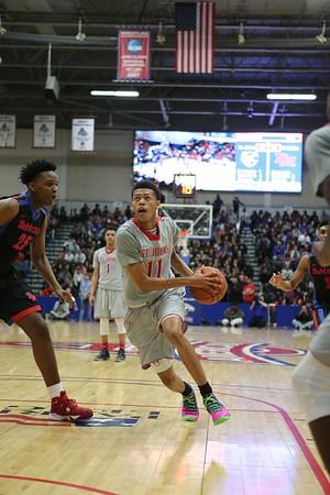 WCAC Boys Basketball Finals: St. John's vs. DeMatha