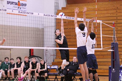 2016-04-14 Volleyball