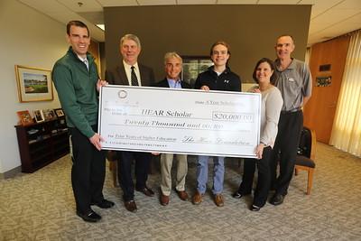 2016-05-04 HEAR Foundation Scholarship