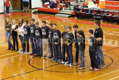 7th Grade Basketball MSL Champions