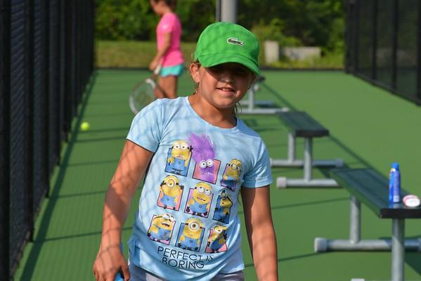 Tennis Camp 7/27