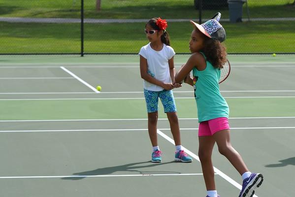 Tennis Camp 7/13
