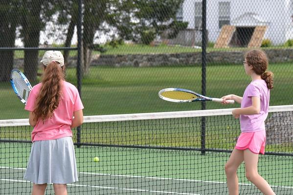 Tennis Camp 7/20