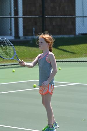 Tennis Camp 8/3