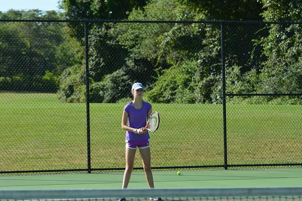 Tennis camp 8/11