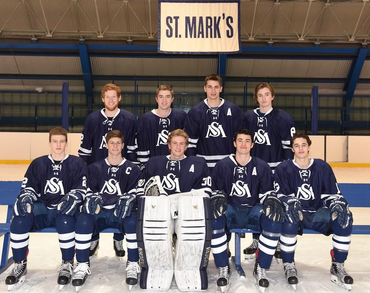 Boys Varsity Hockey Seniors