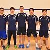 Boys Varsity Squash Seniors