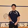 Boys Varsity Squash Captain