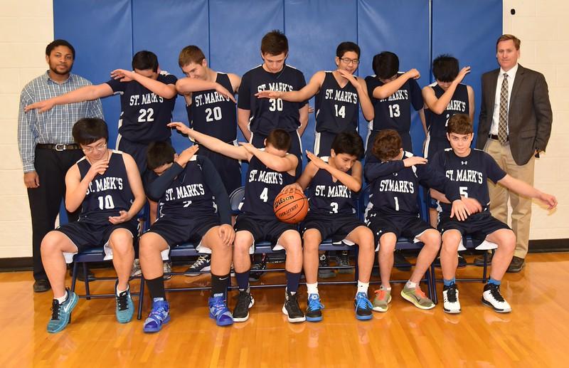 Boys IIIrds Basketball - Fun