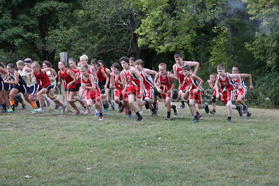 Cross Country County Meet