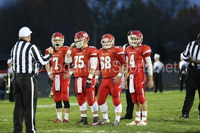 Football vs Teays Valley