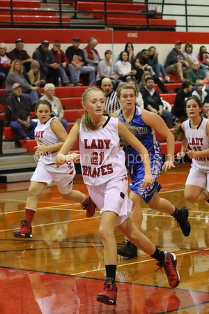 Girls Basketball v Chillicothe