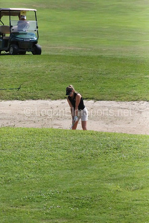 Girls Golf Match 8-24-15
