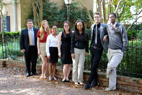 HRSM Ambassadors Fall 2015
