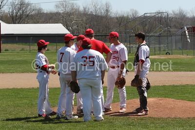 JV Baseball v Olentangy Orange