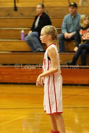 McDowell Girls Basketball v Circleville