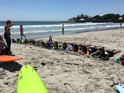 Surf Camp June 27-30