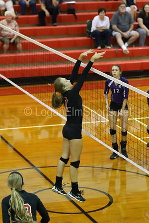 Volleyball v Logan