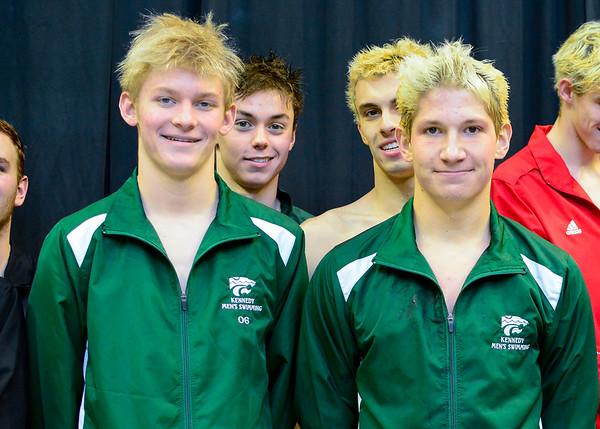 2015-2016 Boys Swimming